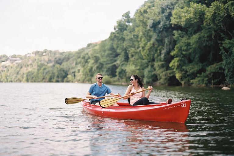 engagement photos in austin, texas